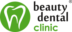 Logo beauty dental clinic
